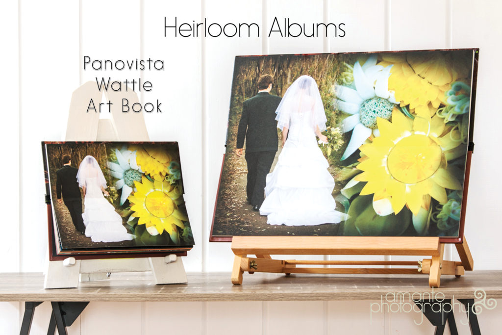 Panovista Wattle Art Book