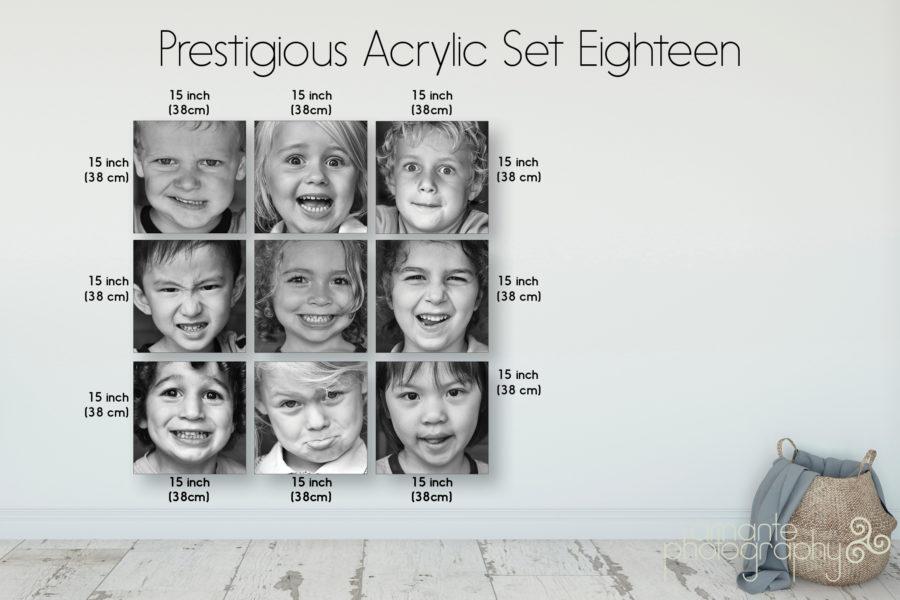 Prestigious Acrylics